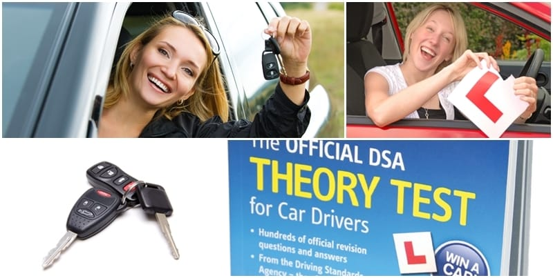 Why have intensive driving lessons?